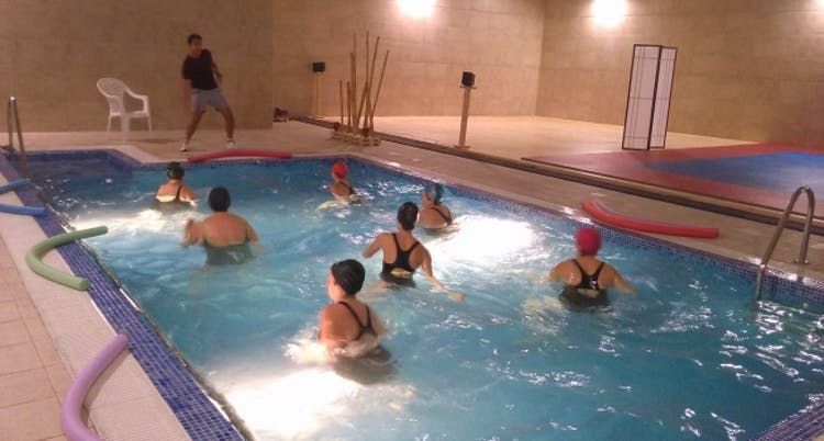 Gym Swim Center