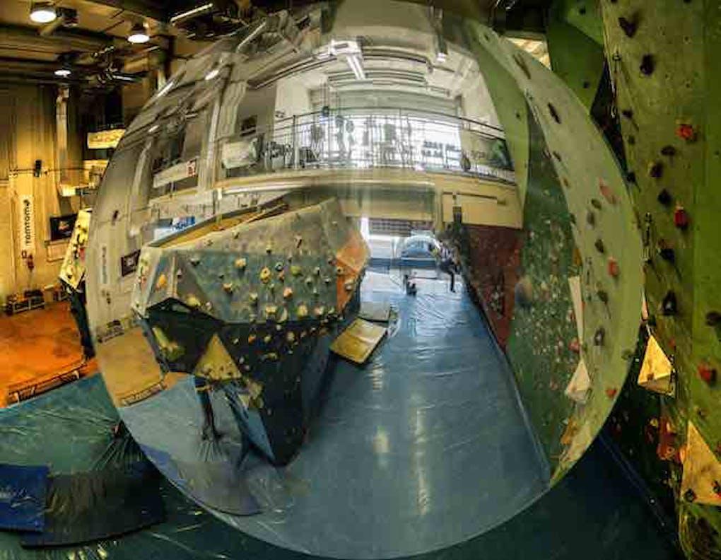 King Kong Climbing Gym
