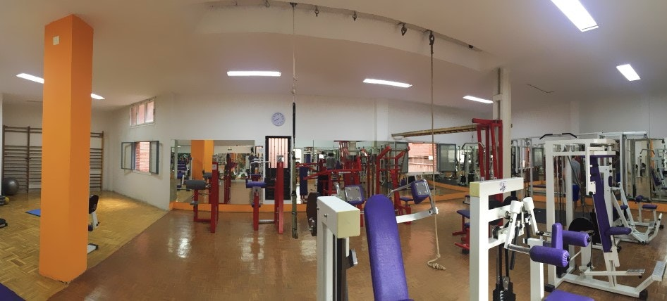 Foto 1 Oferta Center Stadium Madrid {2} - GymForLess