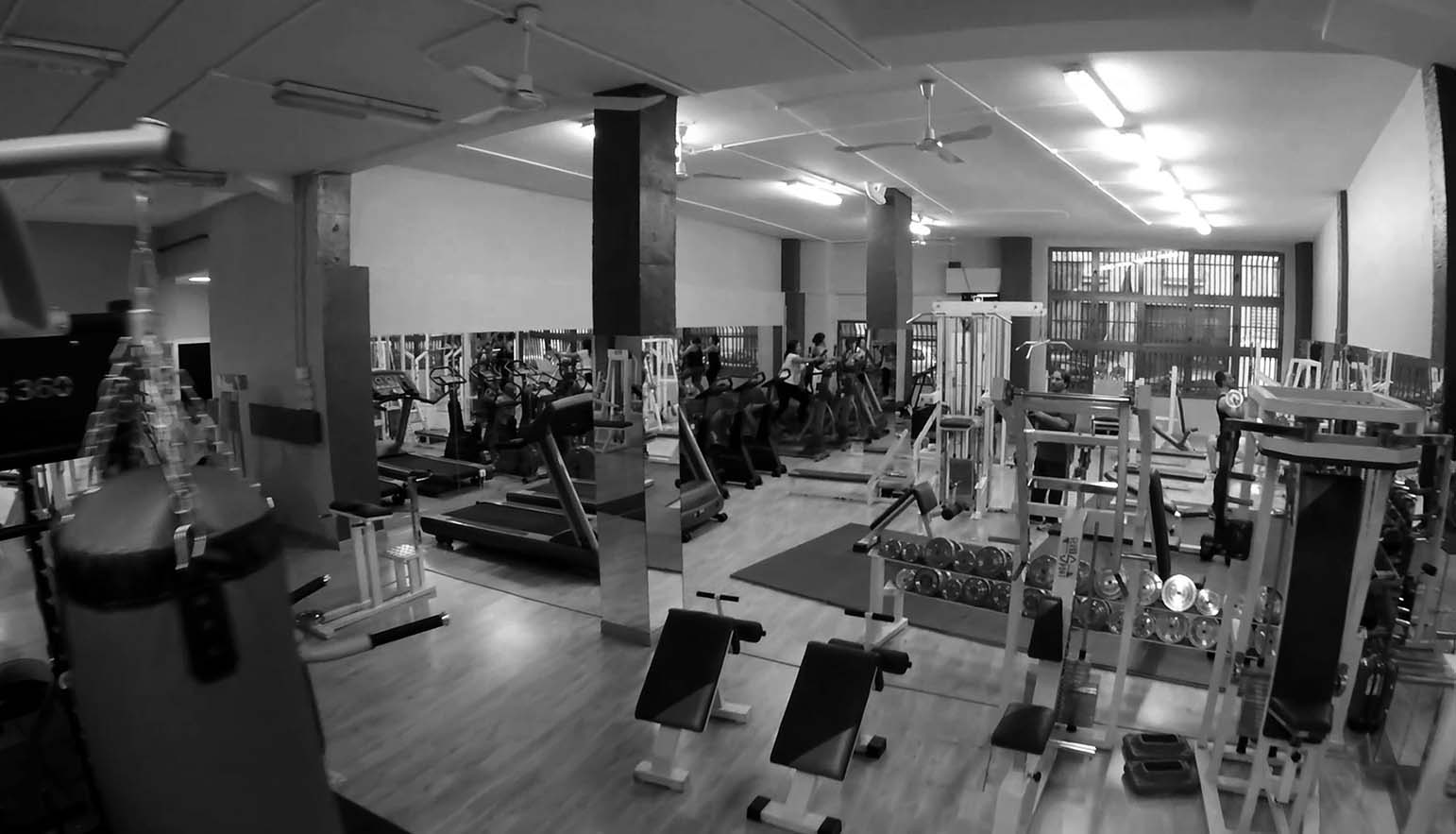 Oferta gimnasio platea gym san sebasti n de los reyes for Gimnasio jaen