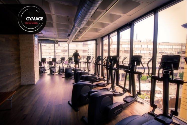 Gymage Lounge Resort