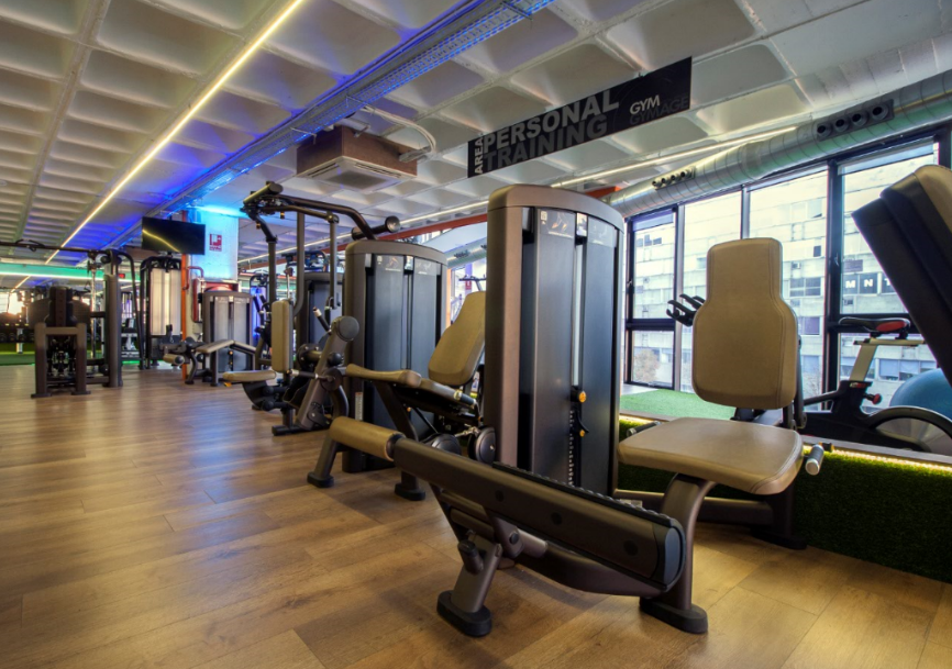 Foto 3 Oferta Gymage Lounge Resort Madrid {2} - GymForLess