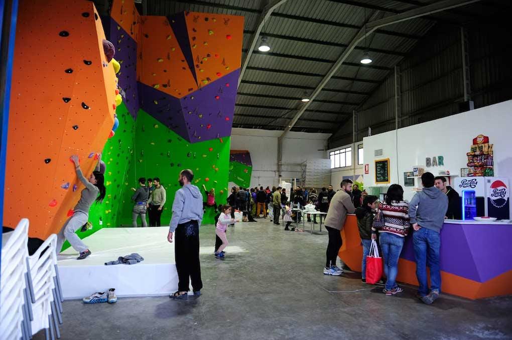 Indoorwall Alicante