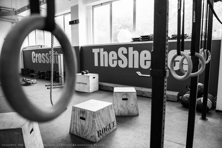 Foto 3 Offerta CROSSFIT THE SHELTER Sesto San Giovanni {2}