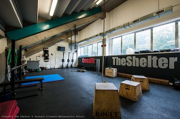 CROSSFIT THE SHELTER