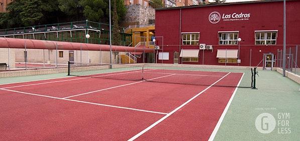 Foto 4 Oferta Gimnasio Club Los Cedros Madrid - GymForLess