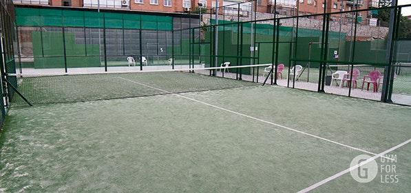 Foto 3 Oferta Gimnasio Club Los Cedros Madrid - GymForLess