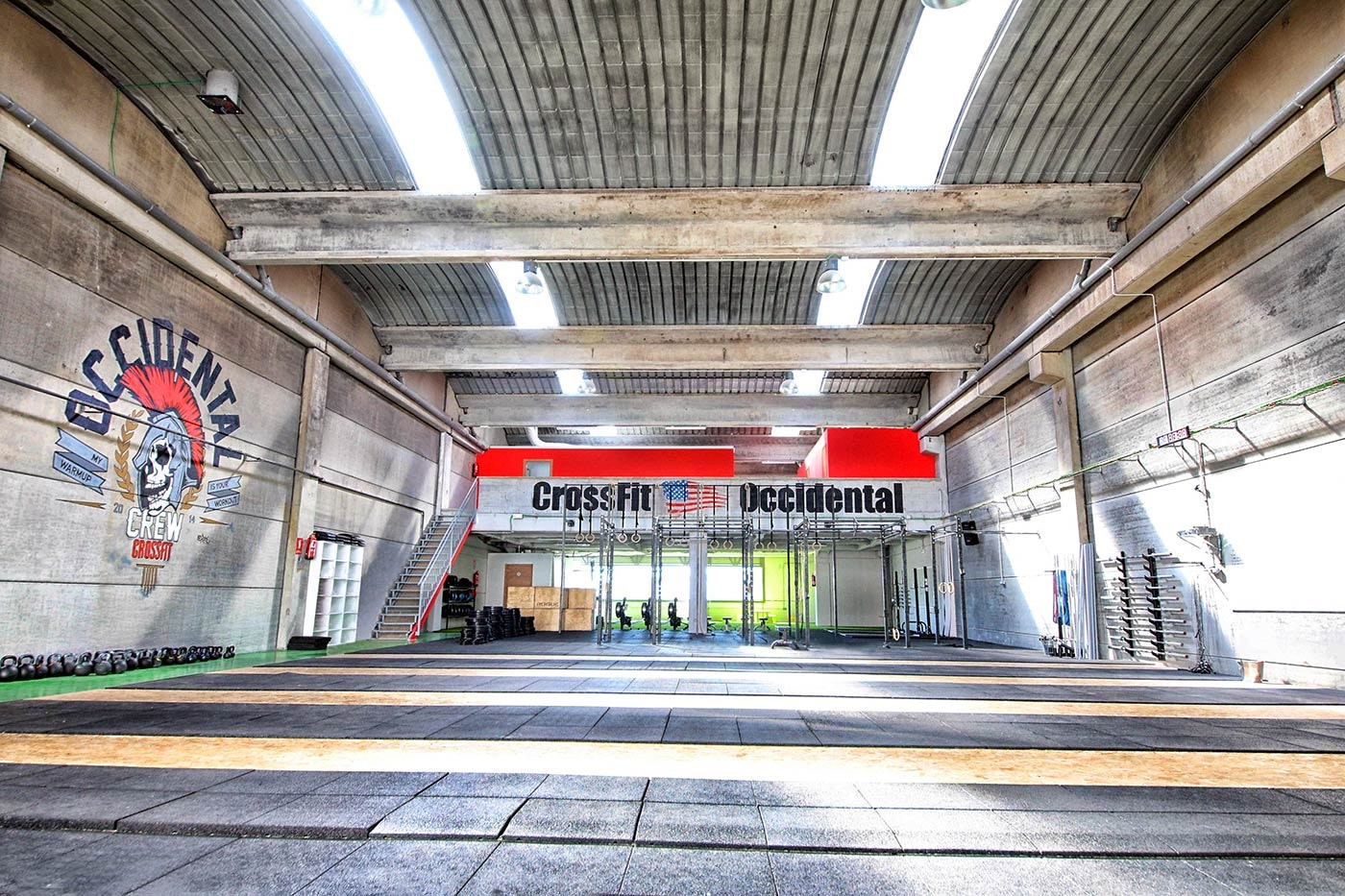 Picture 0 Deals for Gym Crossfit Occidental Terrassa