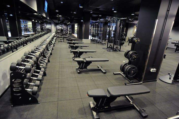 Deals for gym mcfit legan s p c plaza nueva legan s for Gimnasio leganes