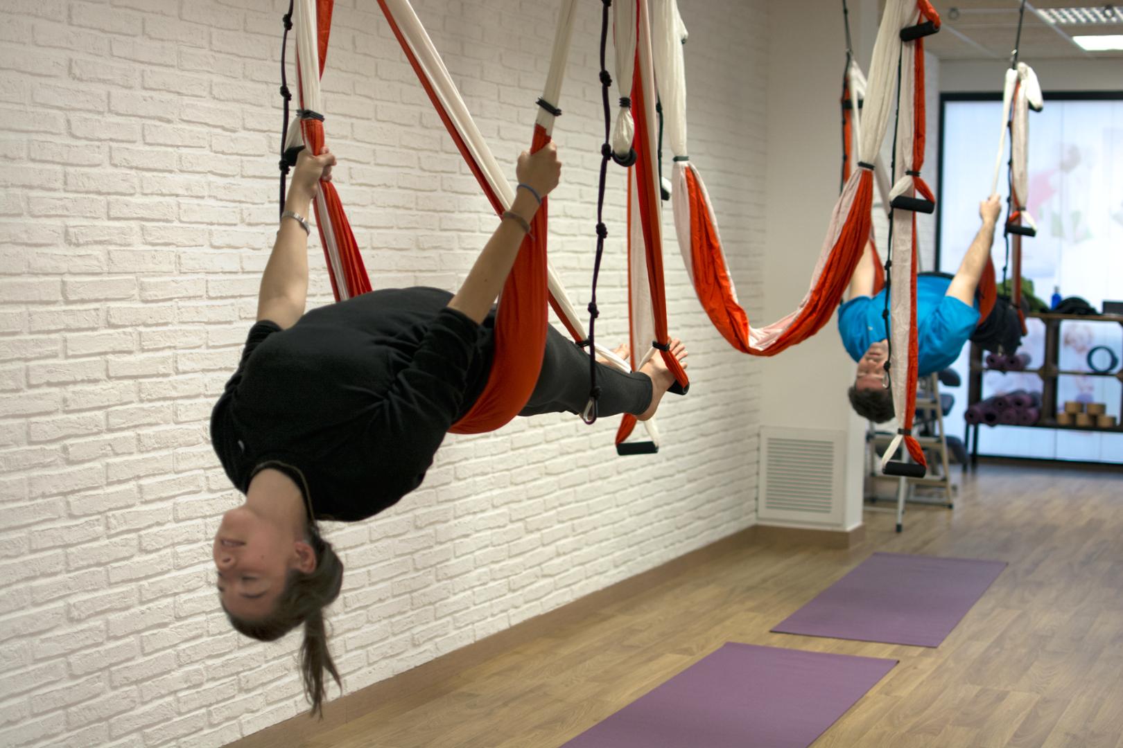 Experience yoga & pilates