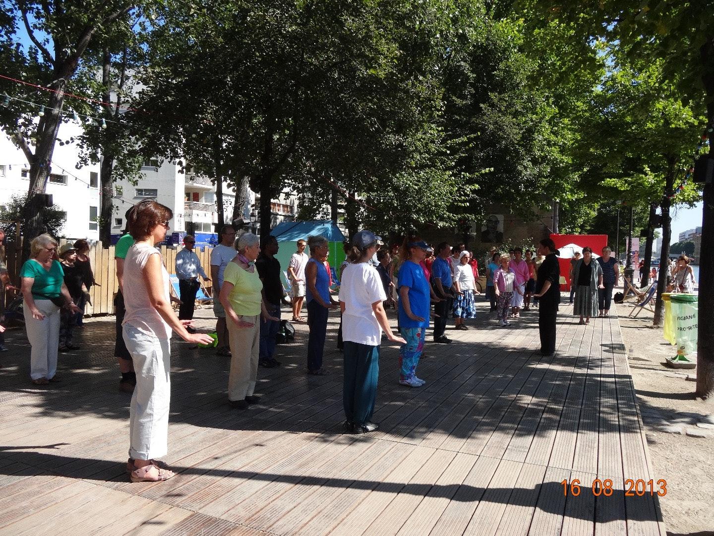 Photo 2 Les meilleurs tarifs  et activités pour le centre Le Tao de la Terre Paris Paris