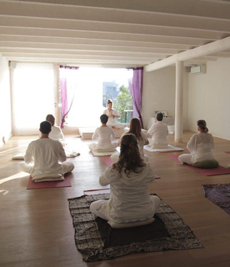 Happy yoga Palafrugell