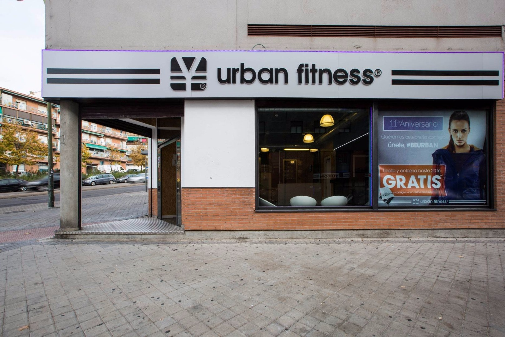 Foto 3 Oferta Gimnasio Urban Fitness Ezequiel Solana Madrid - GymForLess