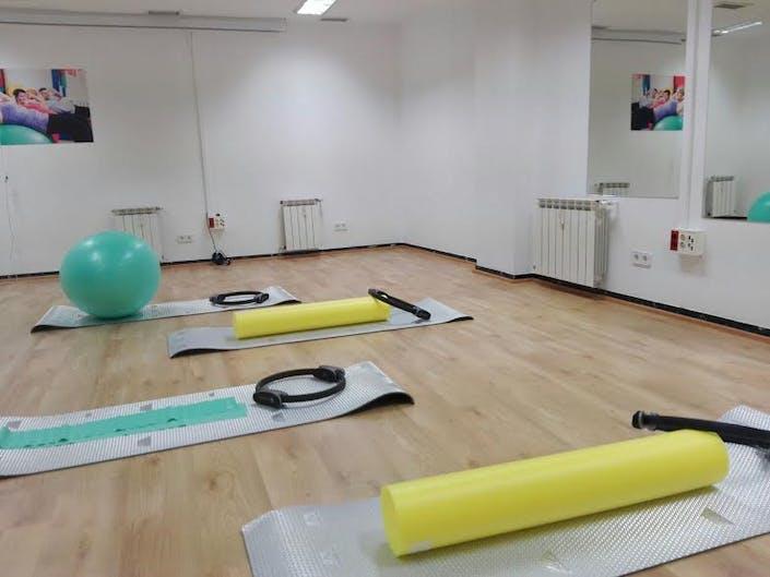 Sóleo Pilates En Murcia Estudio De Pilates En Murcia: Oferta Gimnasio Aspy Salud Rios Rosas Pilates Madrid