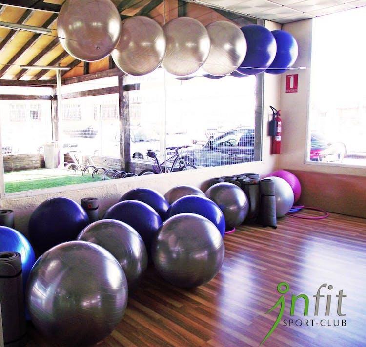 New Infit gym