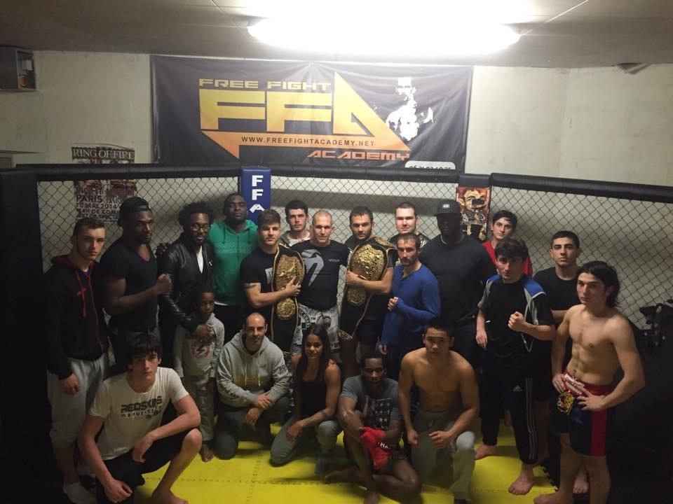 Free Fight Academy Paris