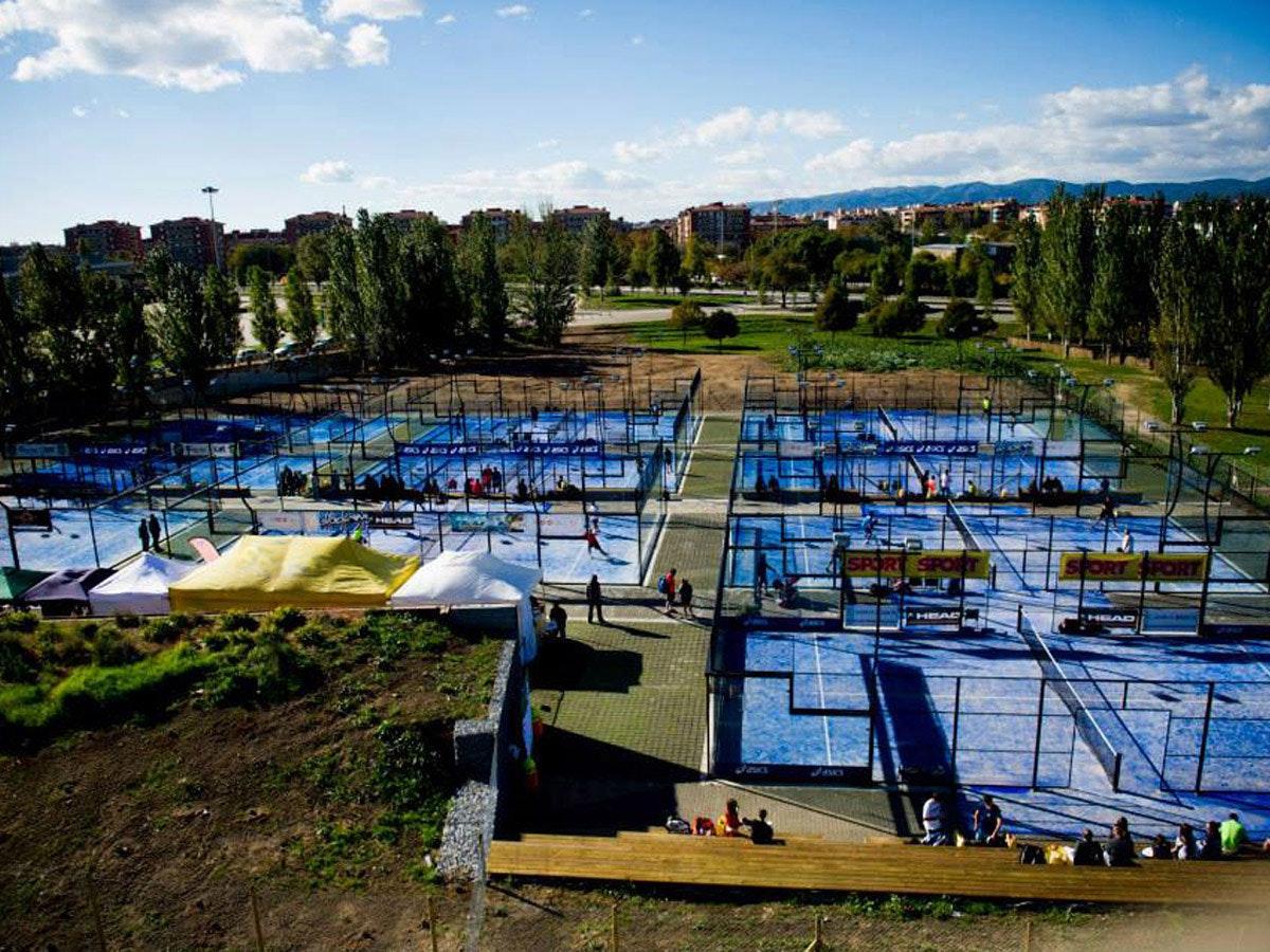 Picture 0 Deals for Gym Padel Barcelona - el Prat El Prat de Llobregat
