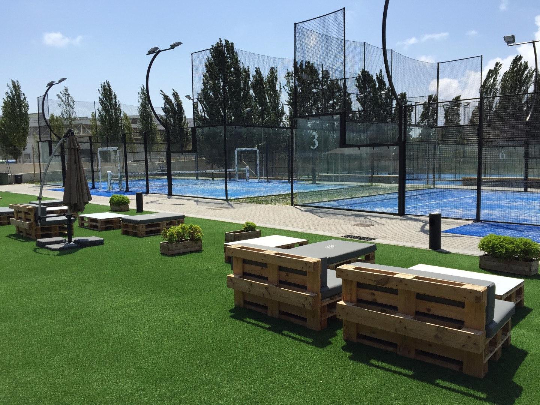 Picture 1 Deals for Gym Padel Barcelona - el Prat El Prat de Llobregat