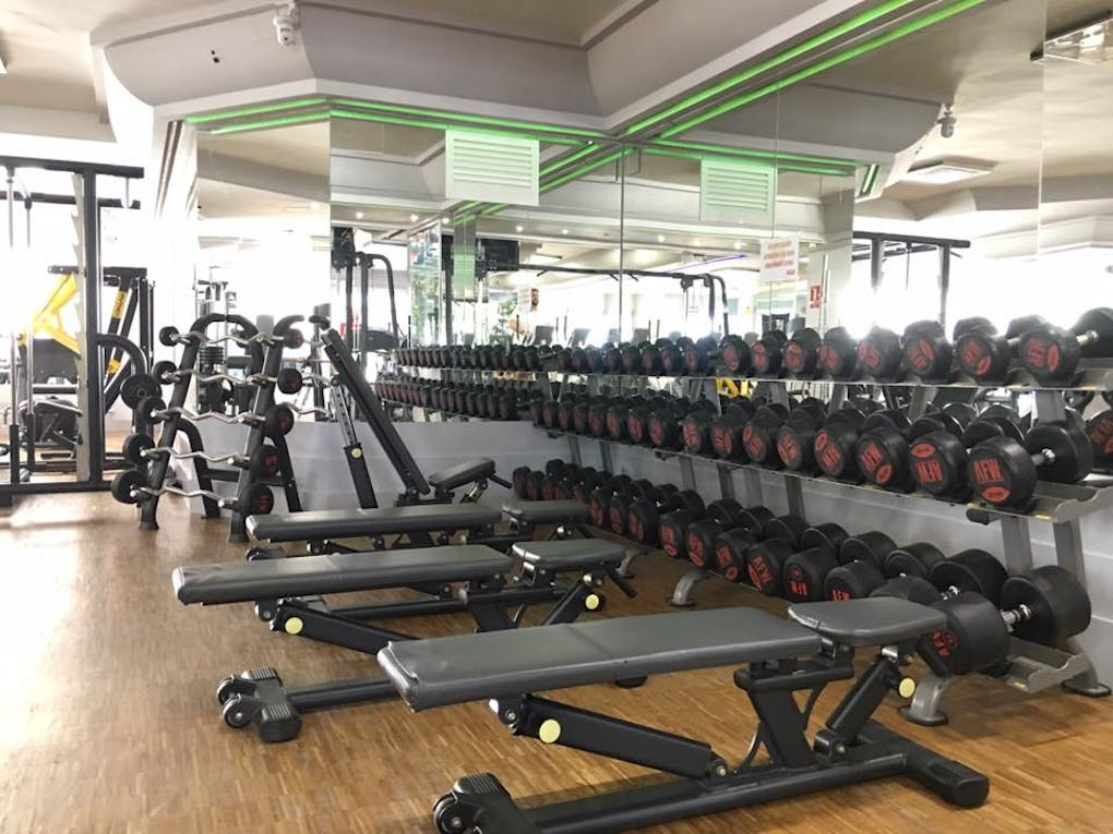 Gimnasio Tropical