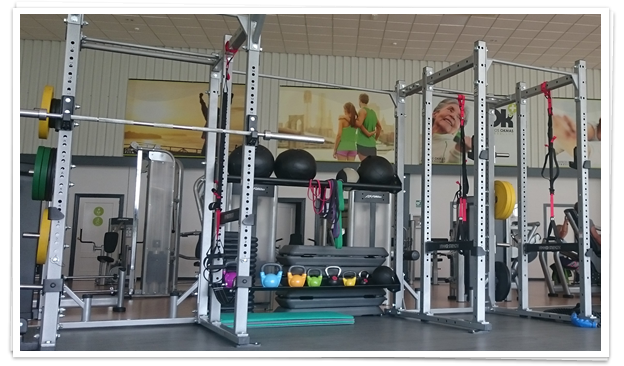 Foto 1 Oferta Gimnasio OKMAS HUELVA AQUALON Huelva - GymForLess