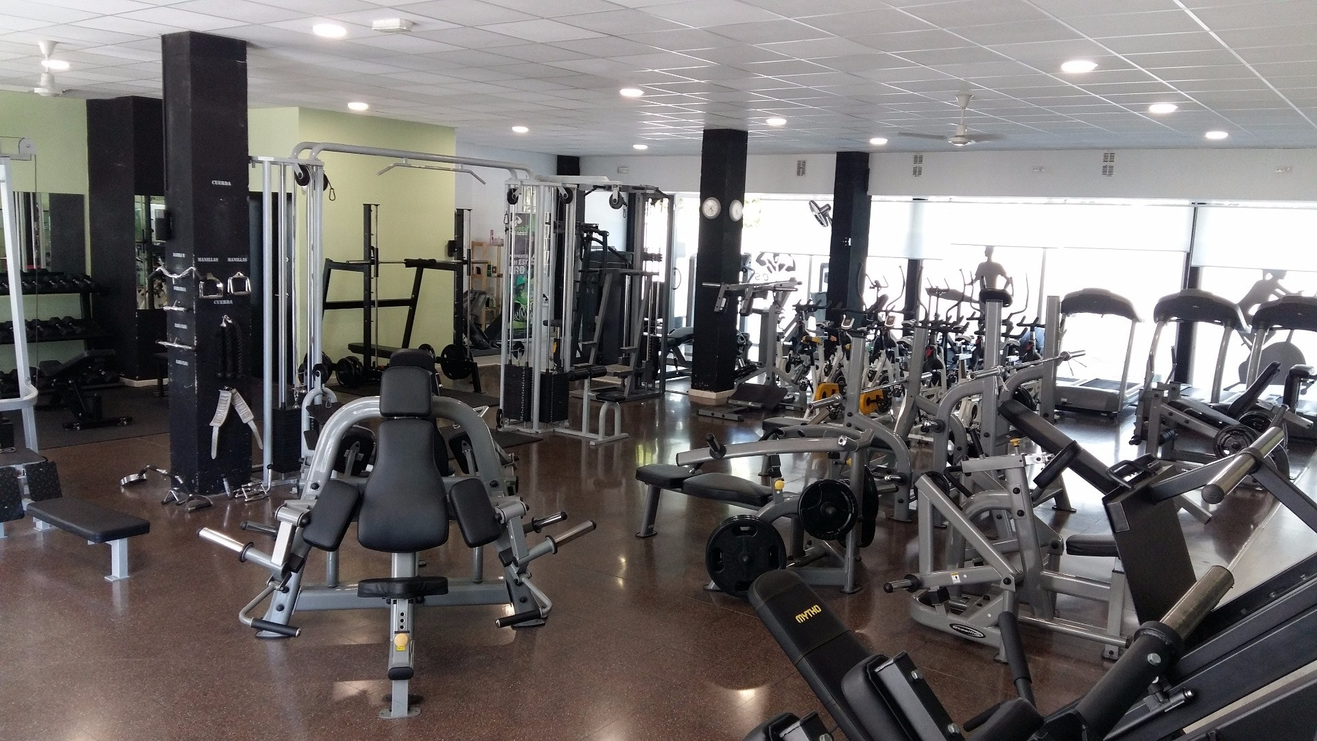 Picture 1 Deals for Gym Estil Fitness Vilafranca del Penedès