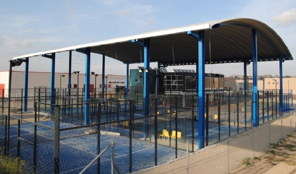 Picture 0 Deals for Gym Padel Center Penedes Olèrdola