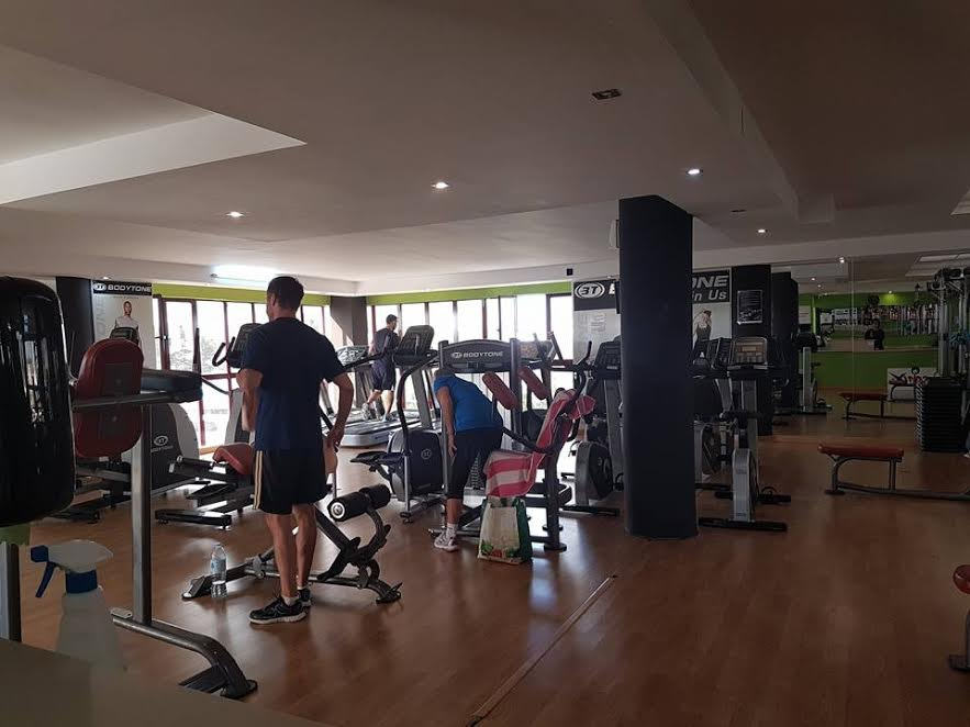 Gym Planet