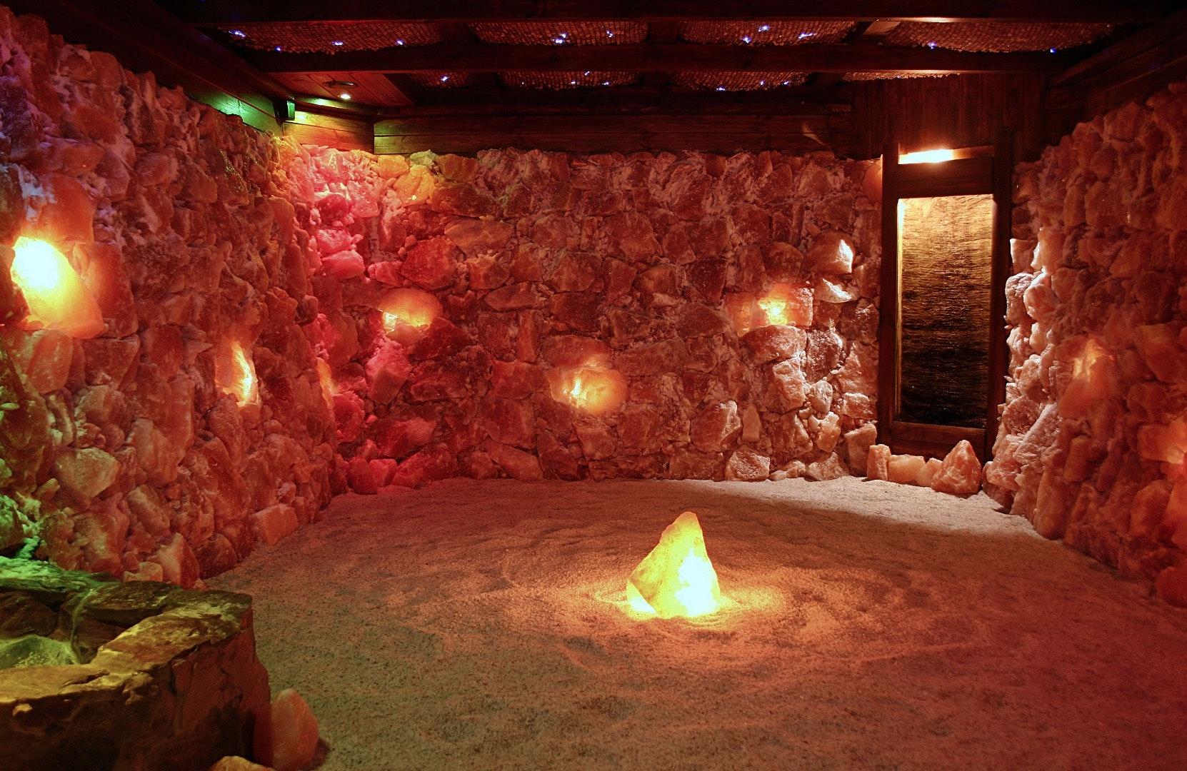 Foto 2 Oferta La Cova de sal de Sant Cugat Sant Cugat del Vallès {2} - GymForLess