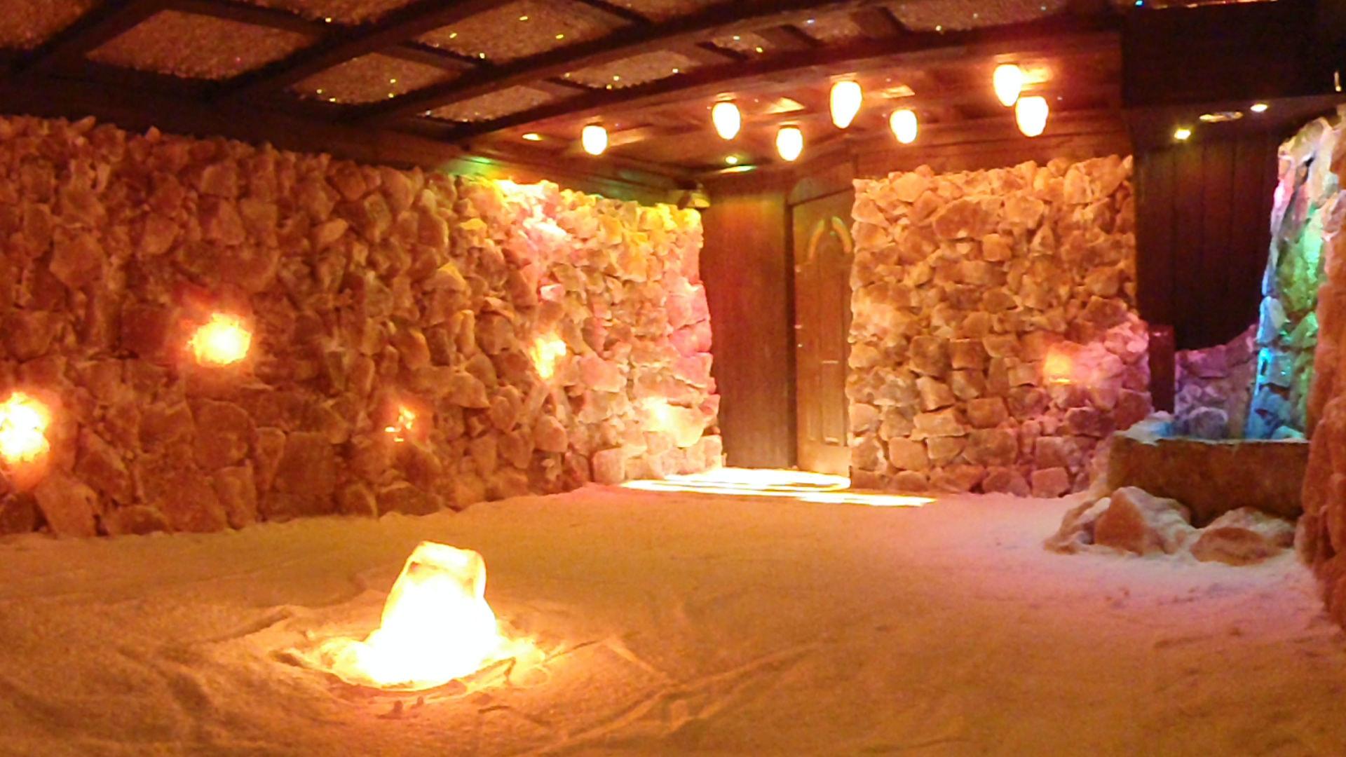 La Cova de sal de Sant Cugat