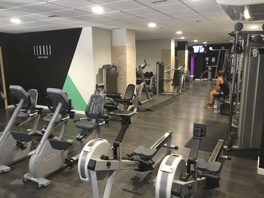 Picture 0 Deals for Gym WUW Fitness Diputació Barcelona