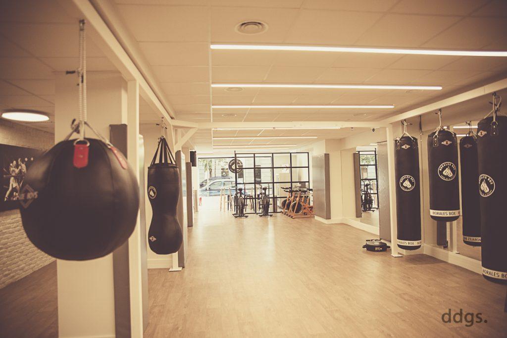 Oferta gimnasio morales box chamart n madrid gymforless - Gimnasio espana industrial ...