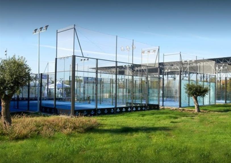 Picture 1 Deals for Gym Augusta Padel Sant Cugat del Vallès