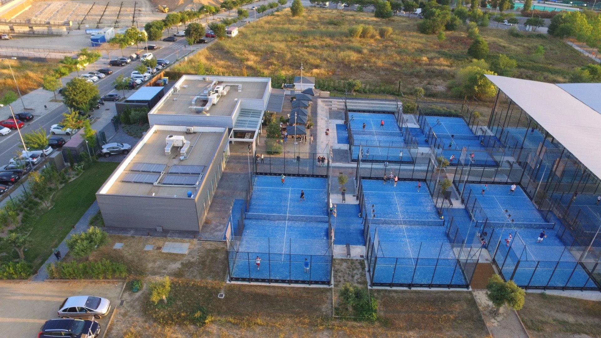Picture 0 Deals for Gym Augusta Padel Sant Cugat del Vallès