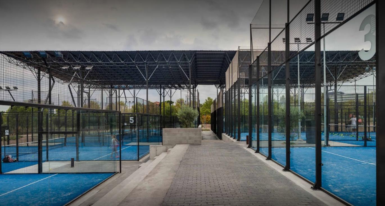 Picture 2 Deals for Gym Augusta Padel Sant Cugat del Vallès