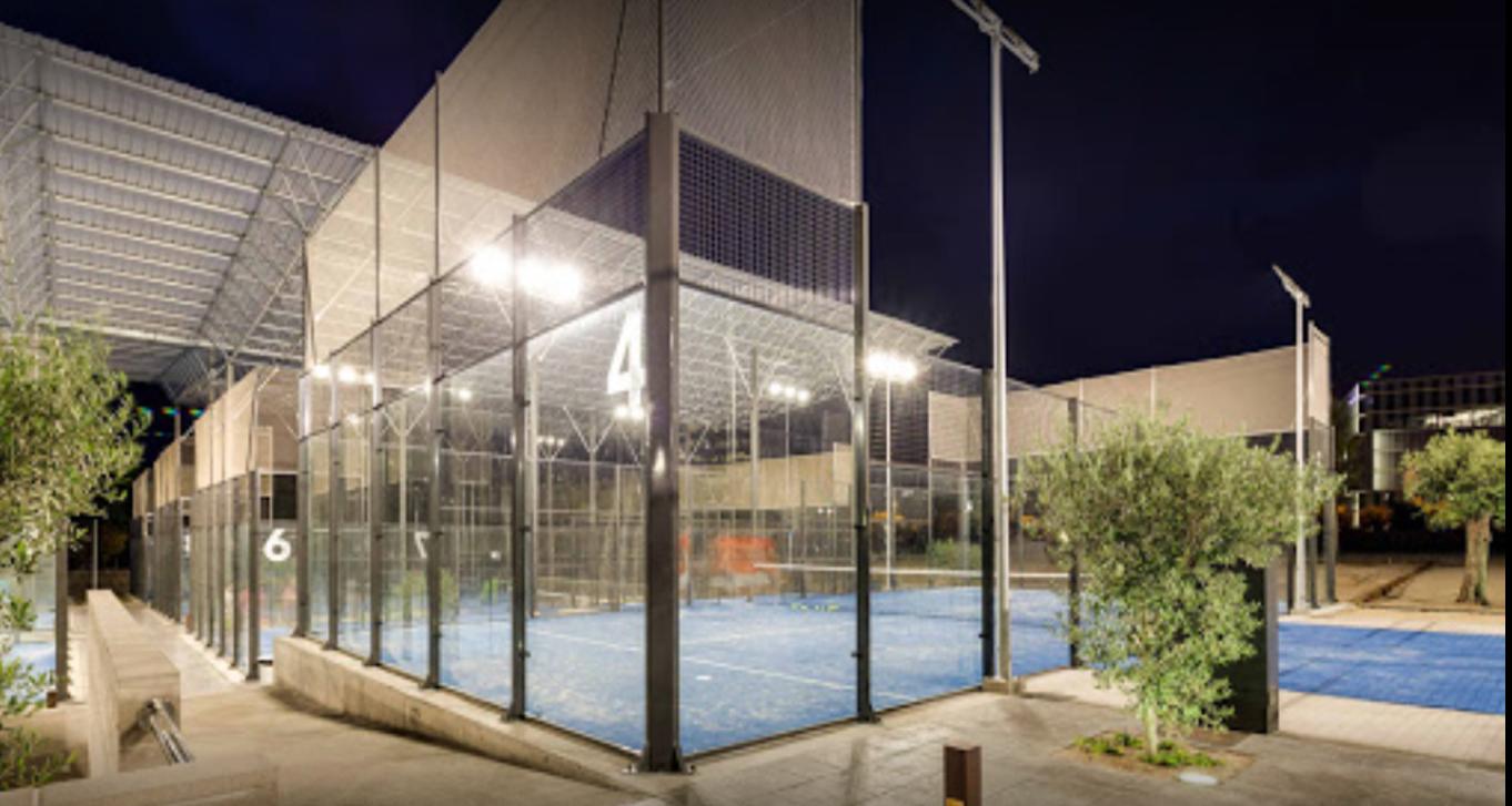 Picture 3 Deals for Gym Augusta Padel Sant Cugat del Vallès