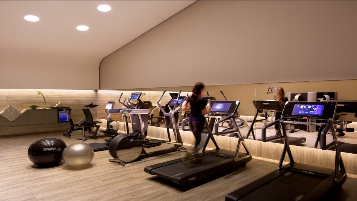 Picture 1 Deals for Gym Serena Spa at Hotel Crowne Plaza Barcelona