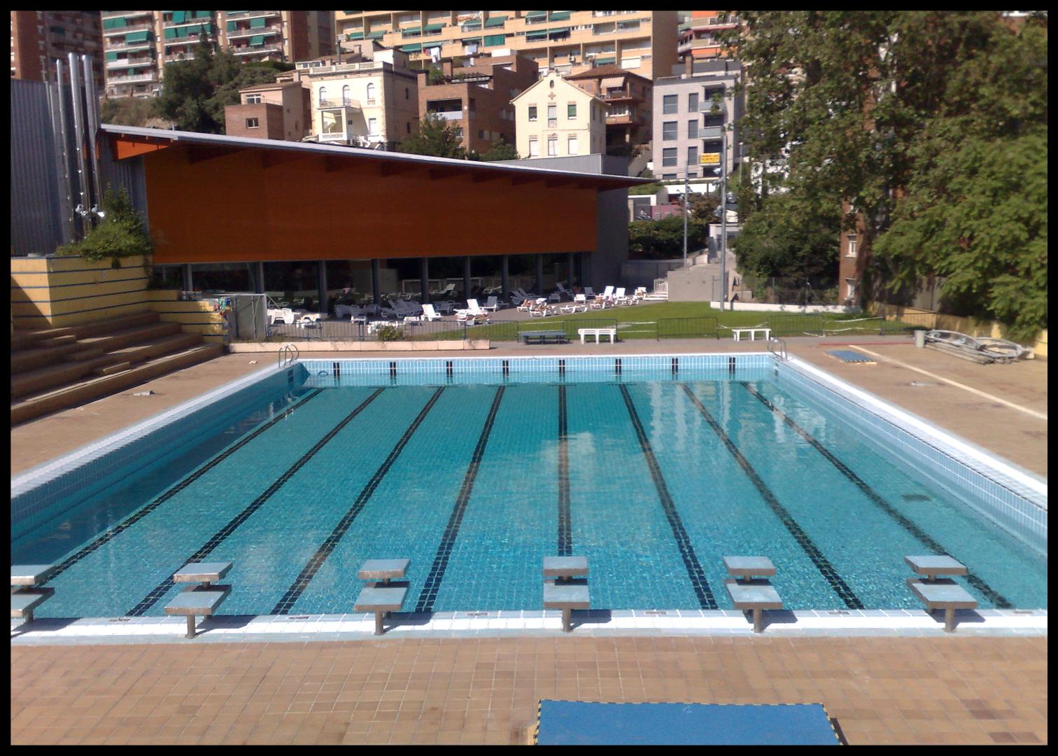 Foto 0 Oferta Gimnasio Club Natació Catalunya Barcelona - GymForLess