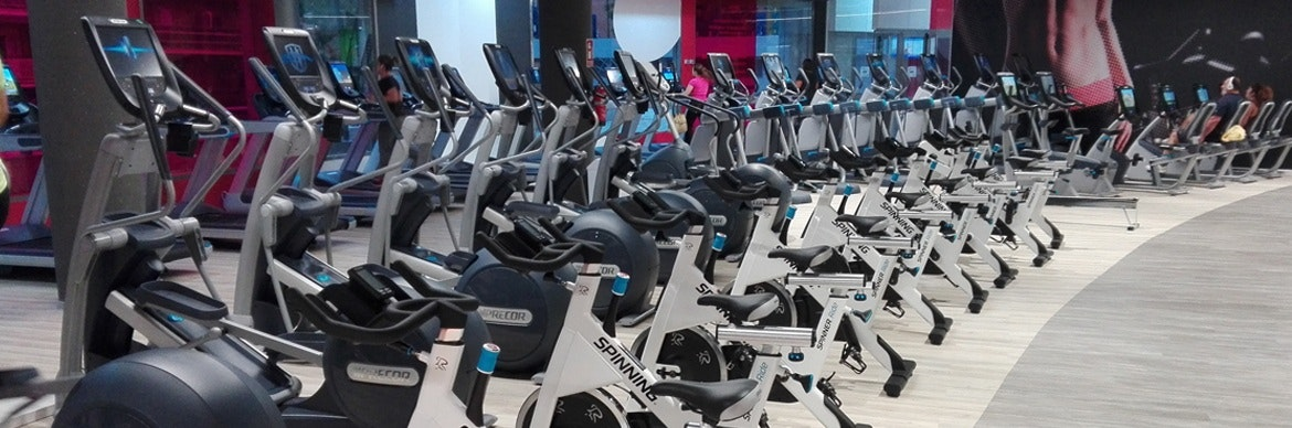 Foto 1 Oferta I-Fitness+ Vistalegre Madrid {2} - GymForLess