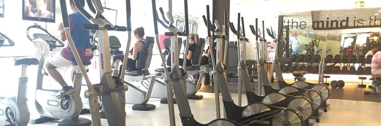 Foto 4 Oferta I-Fitness + Valencia Valencia {2} - GymForLess