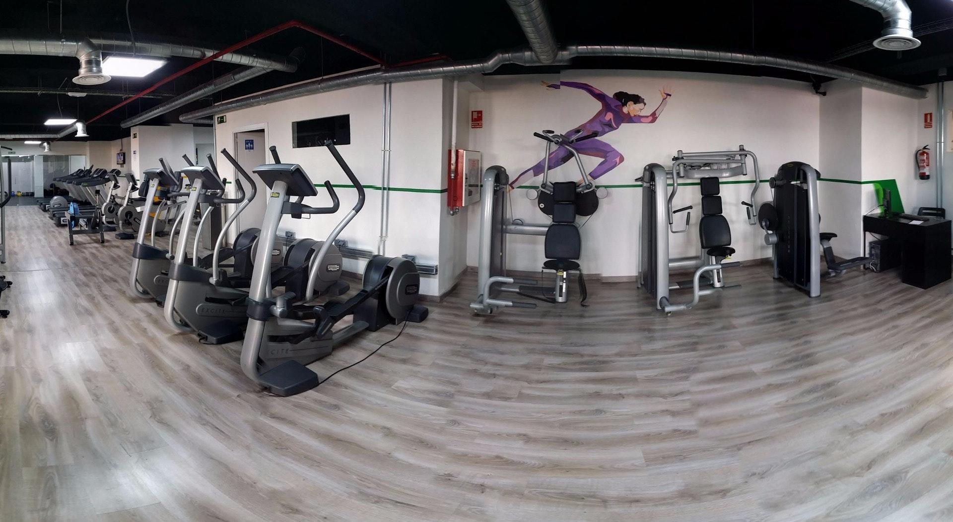 Foto 1 Oferta Gimnasio Fitness 360 Life Modesto Lafuente Madrid - GymForLess