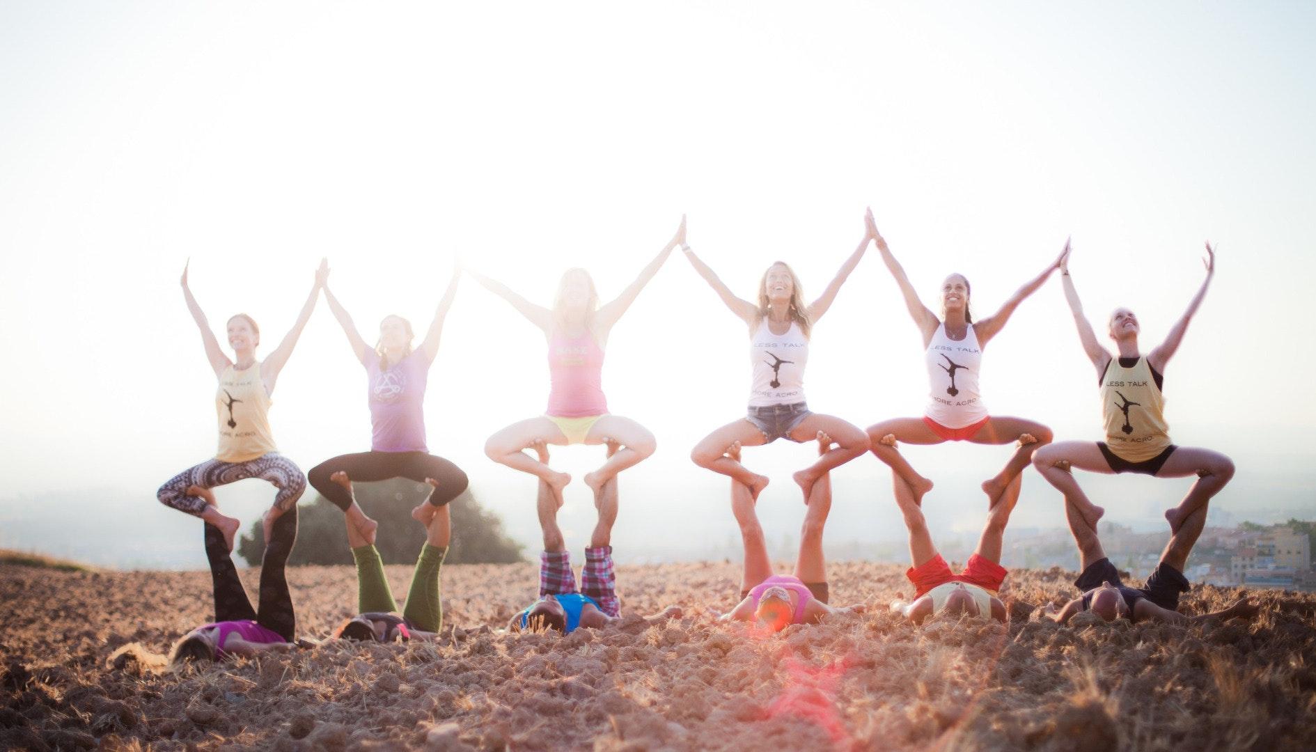 Yoga Bindu