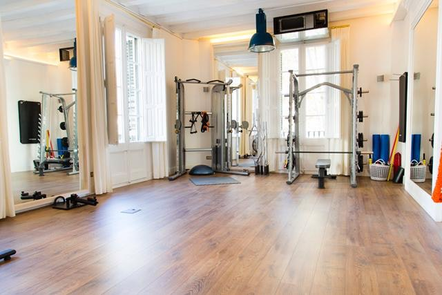 Picture 1 Deals for Gym The Living Room Barcelona
