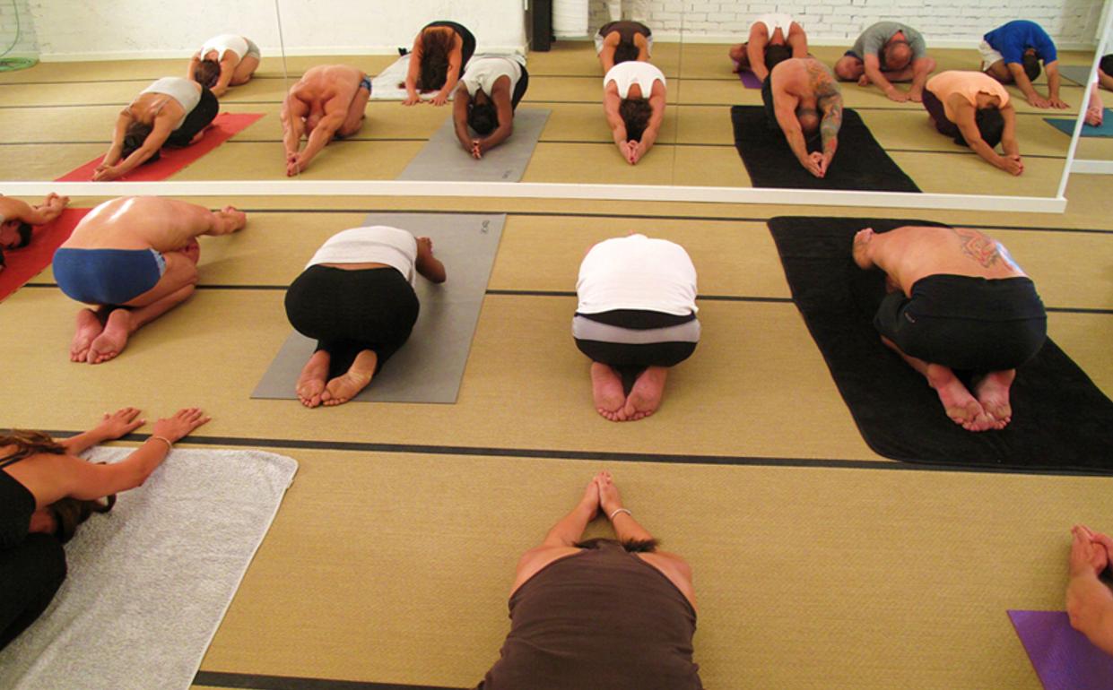 Foto 3 Oferta Bikram Yoga Center Madrid {2} - GymForLess
