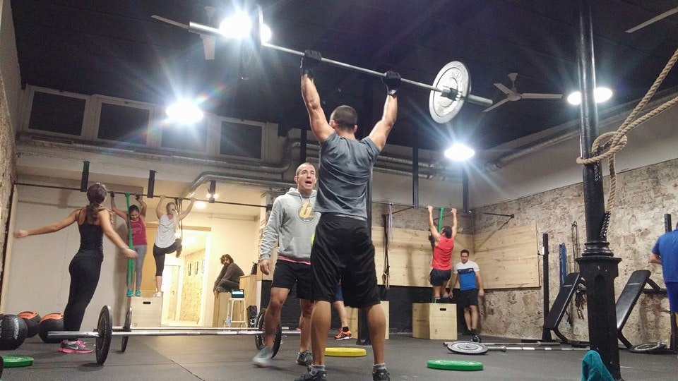 CrossFit Raval