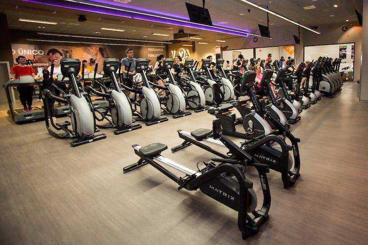 Los mejores gimnasios con body pump en zaragoza for Gimnasio zaragoza