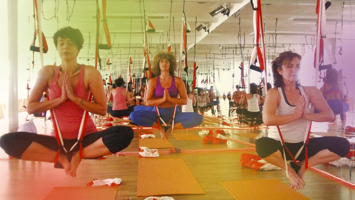 Foto 1 Oferta Personal Yoga Studio Madrid {2} - GymForLess