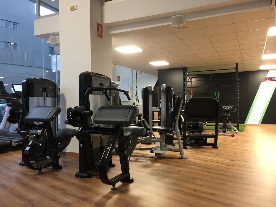 Picture 5 Deals for Gym WUW Fitness Poblenou Barcelona