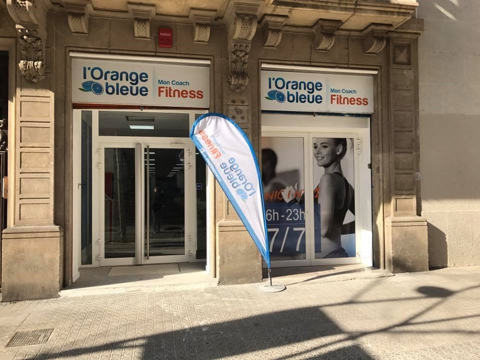 L'orange Bleue Carrer Girona (BCN)