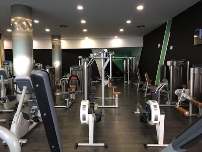 Oferta gimnasio wuw fitness hospitalet l 39 hospitalet de for Gimnasio hospitalet