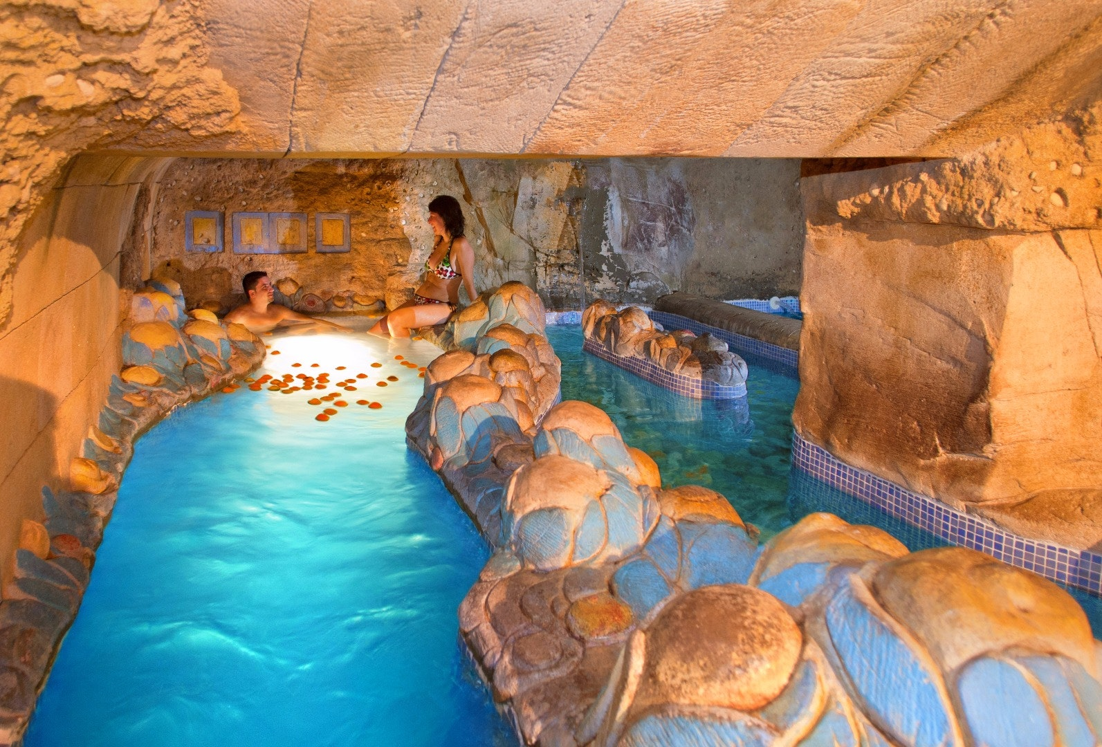 Foto 0 Oferta Senzia Spa & Wellness Hotel Senator Gran via Madrid {2} - GymForLess